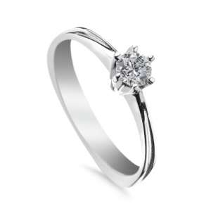 Inel de logodna cu diamant DR016