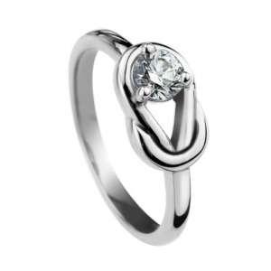 Inel de logodna cu diamant DR261