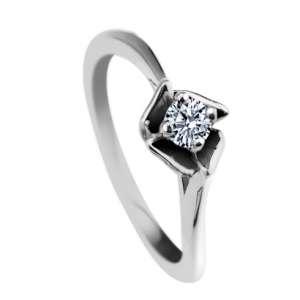 Inel de logodna cu diamant DR262