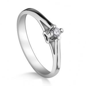 Inel de logodna cu diamant DR126