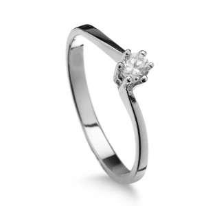 Inel de logodna cu diamant DR130