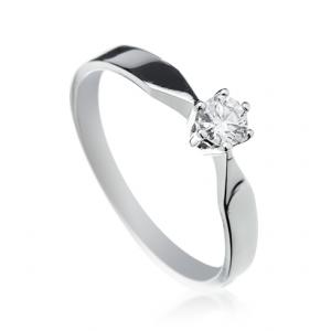 Inel de logodna cu diamant DR205