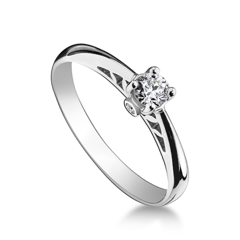 Inel de logodna cu diamant DR275