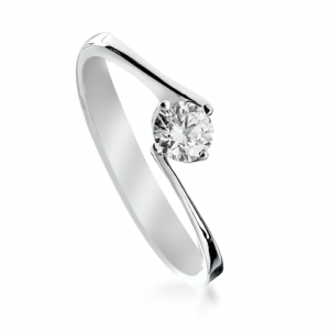 Inel de logodna cu diamant DR059