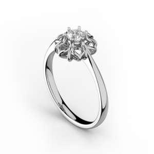 Inel de logodna cu diamant DR347